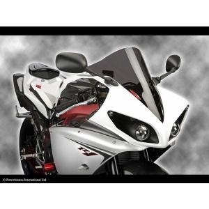 Power Bronze パワーブロンズ 400-Y121-002 エアフロースクリーン YZF-R1(09-13) ダークスモーク bikeman2
