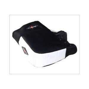 ハンドルカバー バイク リード工業 KS-209A 防寒・防水・防風 ホワイト スクーター系 フリーサイズ KS-209A|bikeman4mini