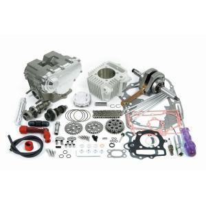 SP武川 タケガワ 01-06-6052 DOHC ボア&ストローク アップ キット(オートデコンプレッション) 12V-モンキー (138cc/2点支持)