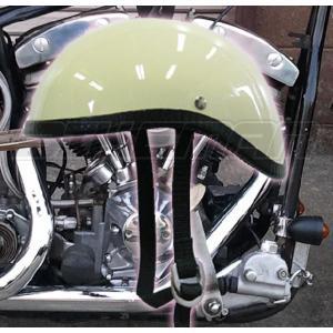 ダックテール ヘルメット 装飾用 ヘルメット アイボリー ハーレー ナックル パン ショベル ダックテール ヘルメット 装飾用 ヘルメット 今だけ!!送料無料!! bikeman
