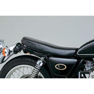 デイトナ 41109 COZY コージー シート ショートロープレーン SR400/500 bikeman
