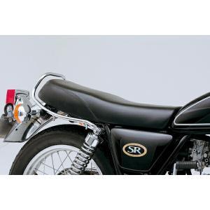 デイトナ 41893 COZY コージー シート ロングライトロープレーン SR400/500(80-08) bikeman