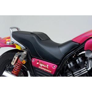 デイトナ 46703 COZY コージー シート ベーシックメッシュ V-MAX bikeman