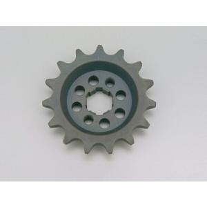 デイトナ 48366 フロント 7mmオフセット ドライブスプロケット16T/モンキー|bikeman