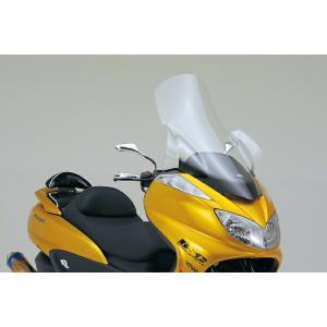 デイトナ 60005 GIVI ジビ エアロダイナミックスクリーンD137ST グランドマジェスティ250/400(04)|bikeman