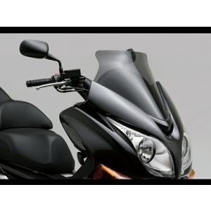 デイトナ 70824 エアロショートスクリーン(スモーク)/シルバーウイングGT400/600|bikeman