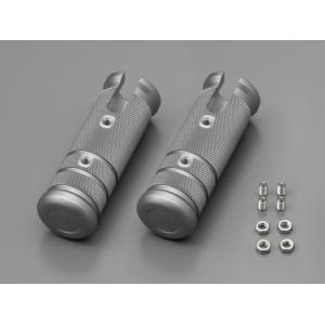 デイトナ 72665 アルミ ファットステップ 非貫通 クリアー/モンキー