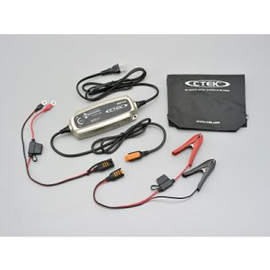 デイトナ 91497 CTEK バッテリーチャージャー MXS5.0 仕様: ・防塵防水バッテリーチ...