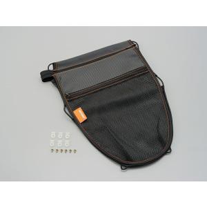 デイトナ 93002 メットインポケット Lサイズ カーボン デイトナ 93002 bikeman