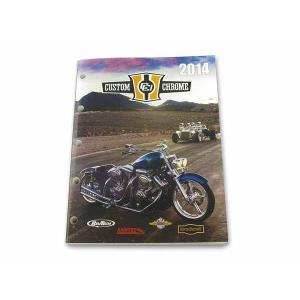 CUSTOM CHROME 000-001 CCI製 カタログ