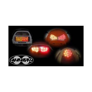 ODAX オダックス JST-353013C-L-S LEDテールライト LEDテールライト バンディット1250S(07-13)/1250F(10-13) ライトスモーク|bikeman