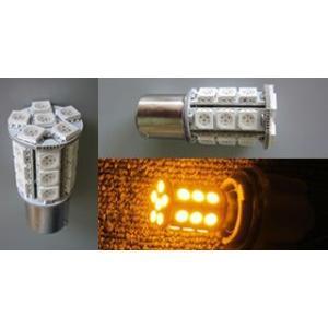 ODAX オダックス OXB-410431-R テールライト用LEDバルブ S25 ダブル LED24pc φ20×26(42) レッド bikeman