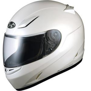 OGK KABUTO FF-R3 パールホワイト ヘルメット フルフェイス サイズ:Sサイズ|bikeman