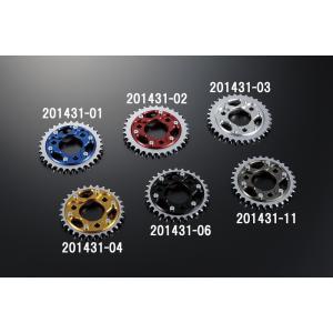 シフトアップ 201531-02 ハイブリッド ドリブンスプロケット 31T #420 レッド エイプ100タイプD/XR50-100/NSF100|bikeman