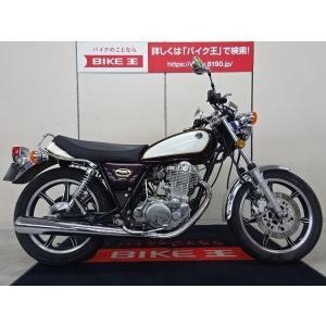 【中古バイク】 SR400-3【マル得車両】 Y'sギアホイール キャブレーター