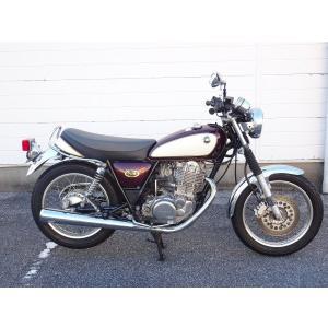 【中古バイク】 SR400 LEDウィンカー 低走行