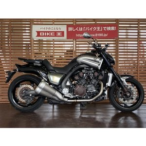 【中古バイク】 V−MAX−2 リアキャリア BabyFaceエンジンスライダー