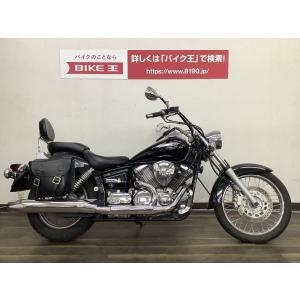 【中古バイク】 ドラッグスター250  2in1の後期型モデル バッグレストカスタム!