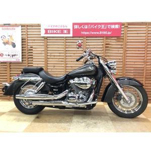 【中古バイク】 シャドウ400クラシック サドルバックサポート装備