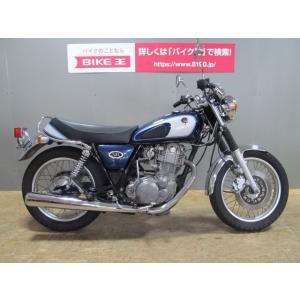 【中古バイク】 SR400-3 キャブ・イモビ装備モデル!