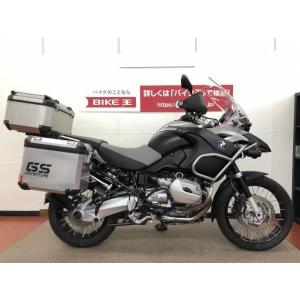 【中古バイク】 R1200GSアドベンチャー フルパニア フォグランプ装備