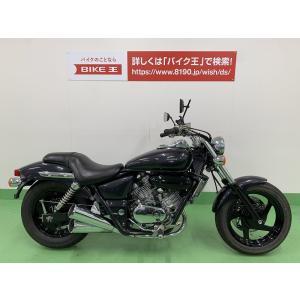 【中古バイク】 マグナ250 グリップヒーター スマホホルダー装備