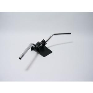 ハンドルバー ベーシック1型 22.2mm  新品 同梱可|bikeroad