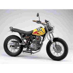 ファットボブマフラー FTR223 (-07 MC34-1599999迄)  ポリッシュ ハリケーン HE1031S bikeroad