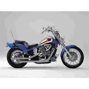 スラッシュカットTYPEII スティード400 ポリッシュ ハリケーン HE1102S bikeroad