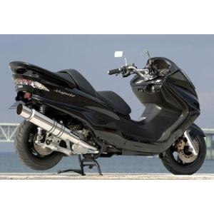マジェスティ/C (SG03J) ROSSO ロッソ マフラー ルプス 130φ bikeroad