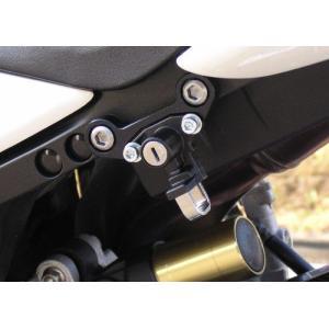 Taguパーツ 田口製作所 ヘルメットホルダープレート CBR1000RR 04-07  定形外発送可能|bikeroad