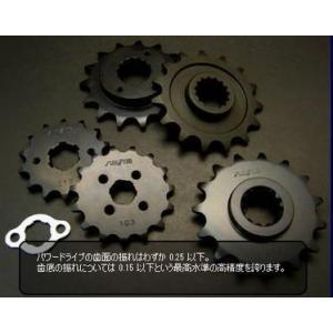 フロントスプロケット 525-15 W650  404-15 メール便可 サンスター|bikeroad