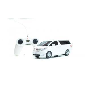 プレゼント ラッピング無料! 1/24スケール トヨタ アルファード ホワイト ラジコンカー 本体 人気のラジコンカー  子供 用|bikkuri-price|04