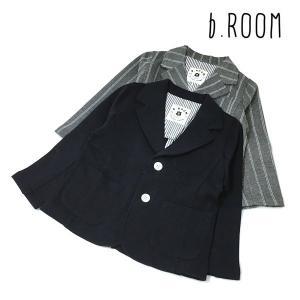 b-ROOM ビールーム 子供服 20秋冬  テーラードジャケット|billy-k