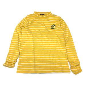 【返品・交換不可】70%OFF セール by LOVEiT バイラビット 子供服 ボーダー長袖Tシャツ|billy-k
