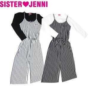 JENNI ジェニィ ジェニー 子供服 18春 ポンチセットアップ|billy-k