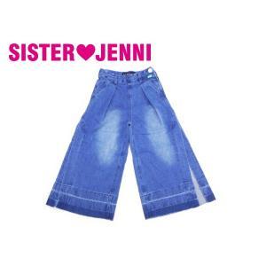 JENNI ジェニィ ジェニー 子供服 18春 デニムワイドパンツ|billy-k