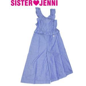 JENNI ジェニィ ジェニー 子供服 18春 ダンガリーオールインワン|billy-k