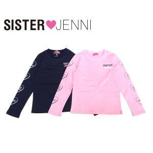 ブランド:JENNI ジェニィ ジェニー  商品名:天竺長袖Tシャツ  サイズ:100cm/110c...