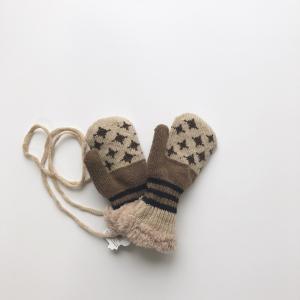 knit mitten (kz191204)|billy-k