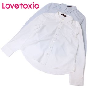 Lovetoxic ラブトキシック 子供服 ベーシックシャツ|billy-k