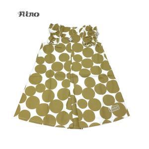 nino ニノ 子供服 21春夏 ドットPTワンピース 100cm〜120cm|billy-k