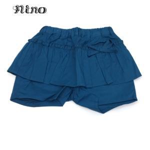 nino ニノ 子供服 21春夏 Tシャツ ギャザーペプラムショートパンツ 130cm 140cm|billy-k