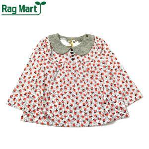 RAG MART ラグマート 子供服 21春 接結プリントプルオーバー|billy-k