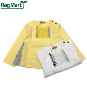 RAG MART ラグマート 子供服 21春 ロングスリーブTシャツ|billy-k