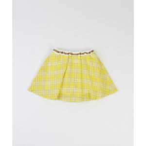 SKAPE エスケープ 子供服 21夏 インパンスカート|billy-k