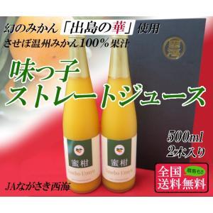味っ子ストレートジュース 500ml 2本入り bimi-shunka