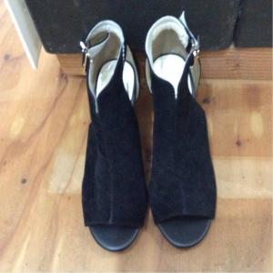 ANYSIS anySiS 黒ブーツサンダル サイズM bimota