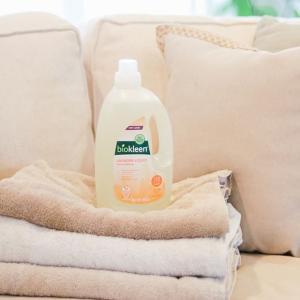 【ランドリーリキッド 1.9L】液体洗剤 洗濯洗剤  おしゃれ着 部屋干し 洋服 赤ちゃん 子供服 ニオイ 敏感肌 安心 優しい 大容量|biokleen-shop|06