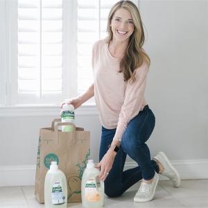 【ランドリーリキッド 1.9L】液体洗剤 洗濯洗剤  おしゃれ着 部屋干し 洋服 赤ちゃん 子供服 ニオイ 敏感肌 安心 優しい 大容量|biokleen-shop|07